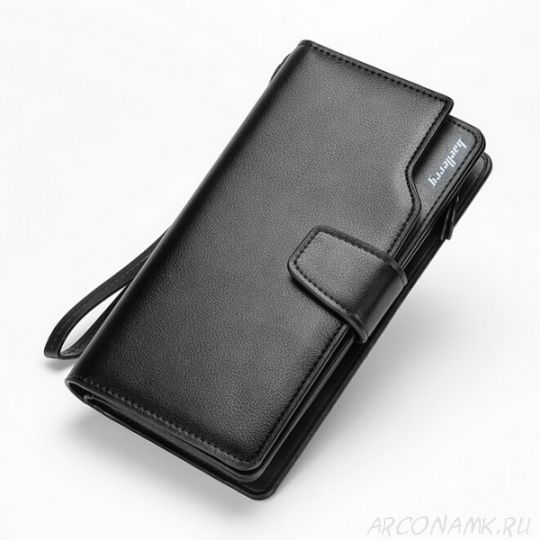 Мужской клатч-портмоне Baellerry Business