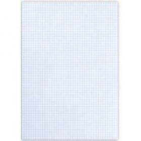 Бумага А4 1кг  белая в клетку (арт. 03678)