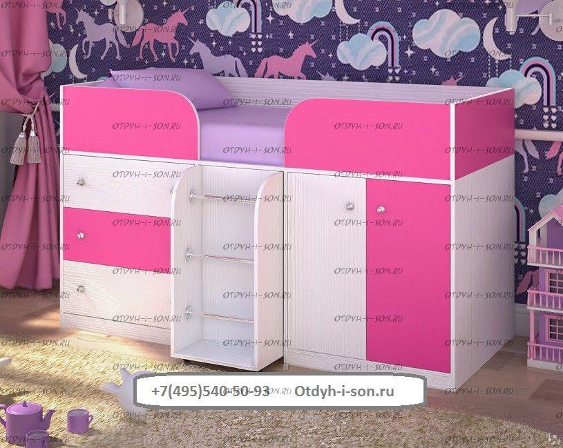 Кровать-чердак Малыш-4К