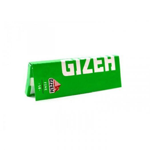 Сигаретная бумага Gizeh Fine Green