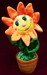 Цветочек-солист (32 см)