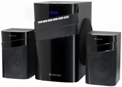 Акция!!! Акустическая 2.1 система X400 40Вт, Bluetooth, FM/MP3/SD/USB