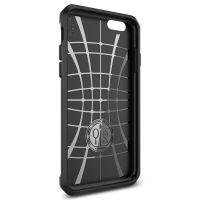 """Чехол Spigen Rugget Armor для iPhone 6/6S (4.7"""") черный"""