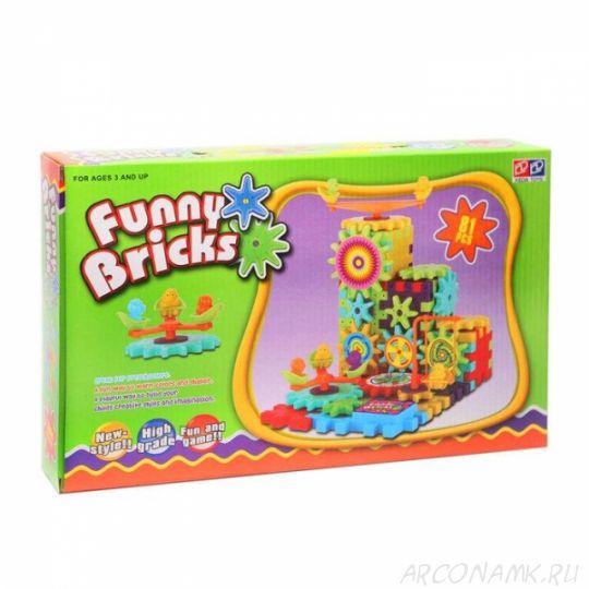 Конструктор Funny Bricks (Фанни Брикс) - 81 детали