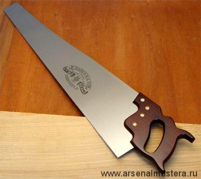 Пила-ножовка для продольной распиловки Garlick / Lynx 508 мм (20 дюйм) RIP 4.5 tpi Thomas Flinn М00013352
