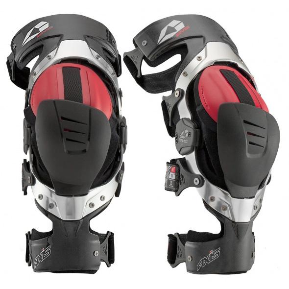 EVS Axis Pro комплект наколенников-суставов