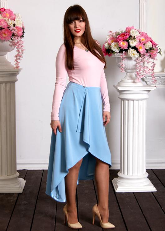 Голубая юбка Ассоль