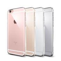 Чехол Spigen Capsule для iPhone 6S прозрачный