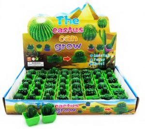 Растущий кактус