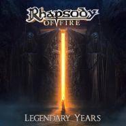 """RHAPSODY OF FIRE """"Legendary Years"""" 2017"""