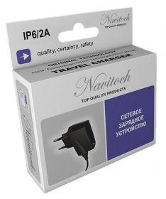 Сетевое зарядное устройство для IPHONE 5/6 2A