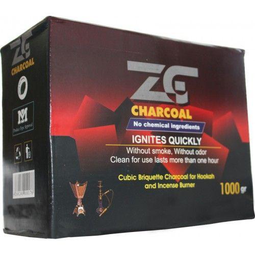 Уголь Натуральный Кокосовый Zoghal Ghaleb 1 кг