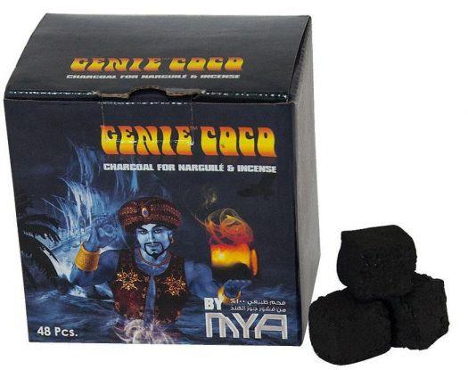 Уголь Натуральный Кокосовый MYA Genie Coco 48