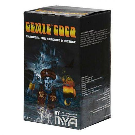 Уголь Натуральный Кокосовый MYA Genie Coco 112
