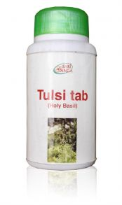 Tulsi (ТулсиБазилик) Shri Ganga,120 таб до 12.2017 г
