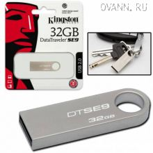 USB Flash накопитель Kingston 32 gb USB 2.0