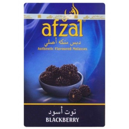 Табак для кальяна Afzal Blackberry