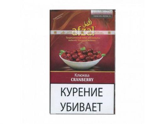 Табак для кальяна Afzal Cranberry