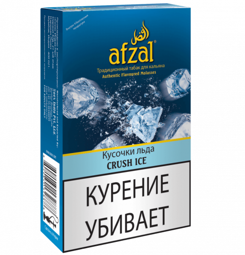 Табак для кальяна Afzal Crush Ice