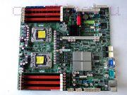 Материнская плата Dual-Lga1366 (чипсет 5500, eATX, 12 слотов DDR3, поддержка ECC) — Asus Z8NR-D12-SYS