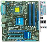 Материнская плата Lga775 (чипсет G41, mATX, 2 слота DDR3) - ASUS P5G41C-M LX