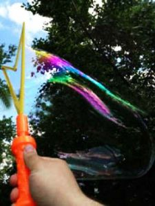 Трость для создания гигантских мыльных пузырей (74 см)