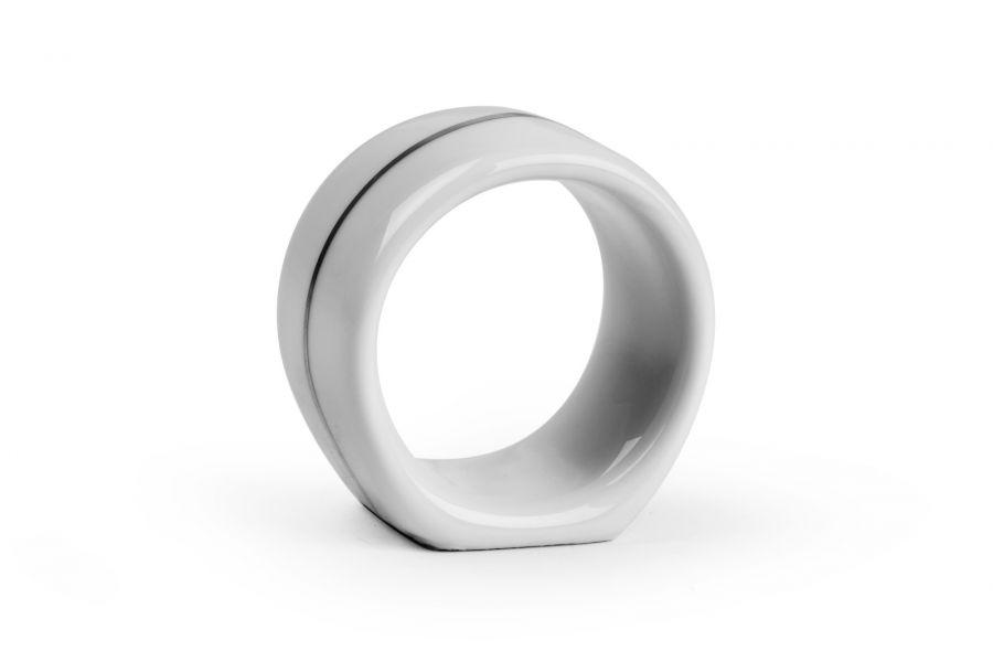 Кольцо для салфеток, Filet Platine (Vendange)