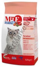 Forza10 (Форца10) Mr. Fruit Rosso Senior (корм для кошек старше 7 лет) 1.5кг