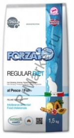 Forza10 (Форца10) Диетический повседневный корм для кошек с аллергией (с рыбой)