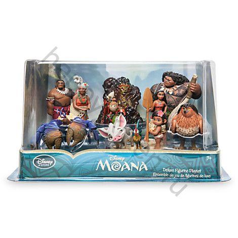Игровой набор персонажей Моана Disneystore