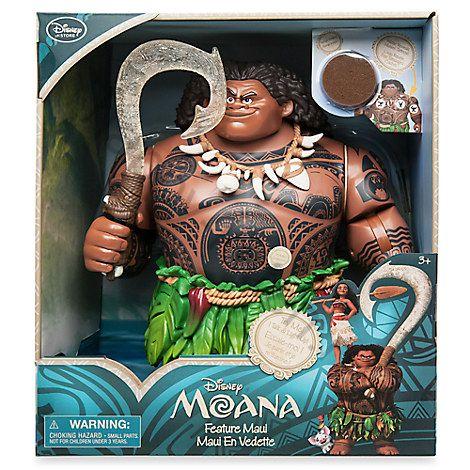 Игрушка говорящая кукла Мауи Дисней