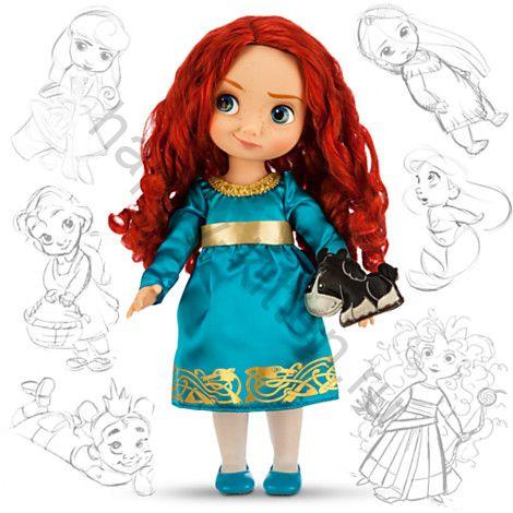 Кукла Мерида Аниматорс