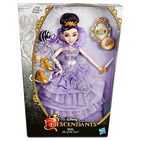 Кукла Мэл коронация Наследники