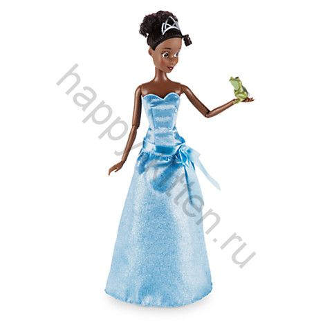 Игрушка кукла Тиана Дисней