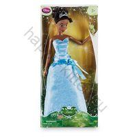 Игрушка кукла Тиана с лягукшой Дисней