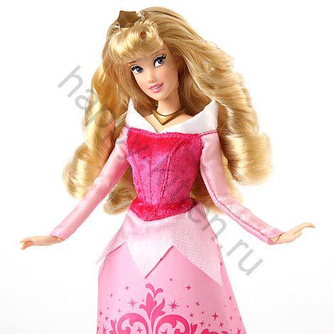 Игрушка кукла Аврора Дисней