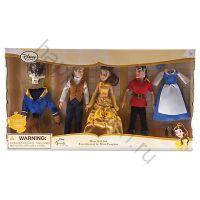 Набор мини кукол Красавица и Чудовище