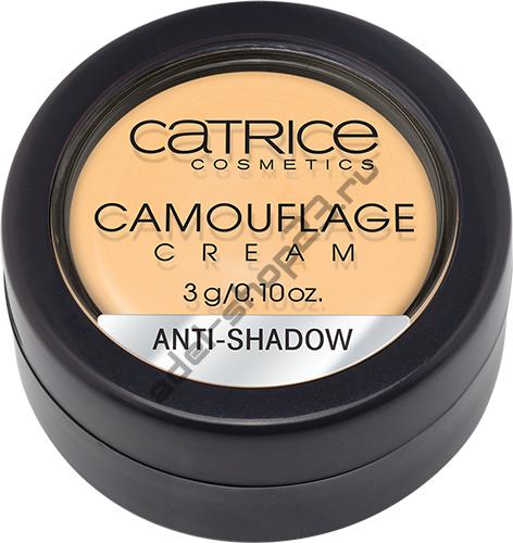Catrice / Кремовый корректор Camouflage Cream Anti-Shadow