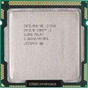 Процессор Intel i3-540 - lga1156, 32 нм, 2 ядра/4 потока, 3.06 GHZ, 73W [2693]