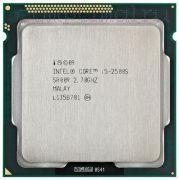 Процессор Intel i5-2500S - lga1155, 32 нм, 4 ядра/4 потока, 2.7-3.7 GHZ, 65W [5258]