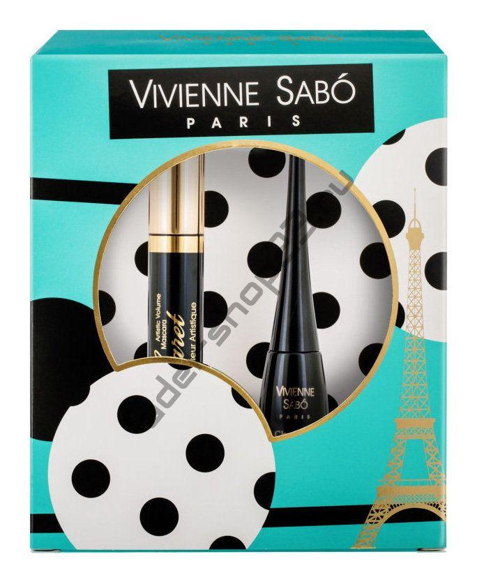 Vivienne Sabo - Набор Тушь Cabaret  + Подводка Chardon