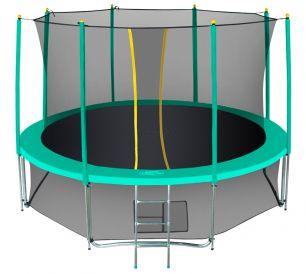 Батут с сеткой Hasttings Classic Green (3,66 м)