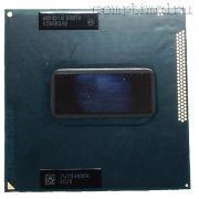 Процессор мобильный Intel Core i3-3110M (SR0T4) - G2/G3/946, 22 нм, 2 ядра/4 потока, 2.4 GHz, TDP-35W [3059]