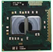 Процессор мобильный Intel Core i3-380M - G1, 45 нм, 2 ядра/4 потока, 2.5 GHz, TDP-35W [2105]