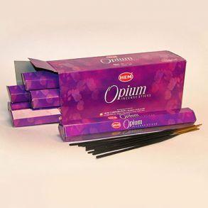 Благовония HEM Hexa OPIUM Опиум