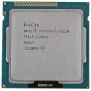Процессор Intel Pentium G2120 - lga1155, 22 нм, 2 ядра/2 потока, 3.1 GHz [3083]