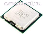 Процессор Intel CoreDuo E2160 - Lga775, 65 нм, 2 ядра/2 потока, 1.8 GHz, 800FSB [996]