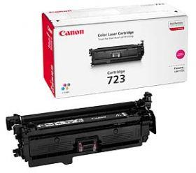 картридж оригинальный Canon CARTRIDGE 723 M magenta 2643B002