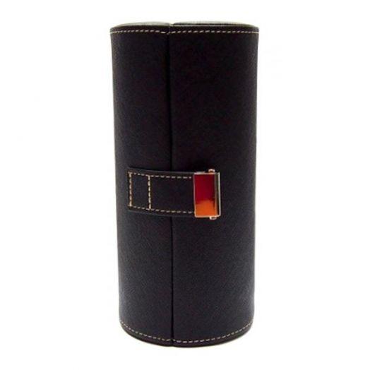 Шкатулка для 3 очков Diplomat DBS-6538 black