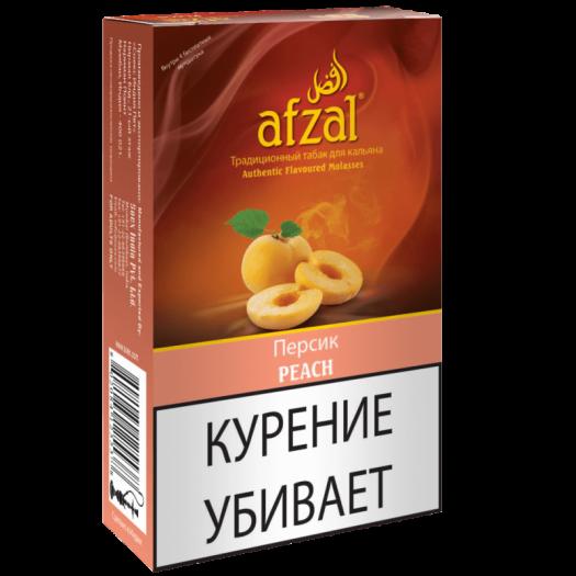 Табак для кальяна Afzal Peach